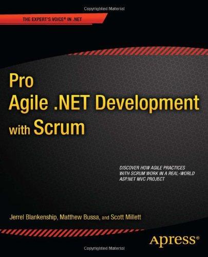 [PDF] Pro Agile .NET Development with SCRUM Free Download | Publisher : Apress | Category : Computers & Internet | ISBN 10 : 1430235330 | ISBN 13 : 9781430235330