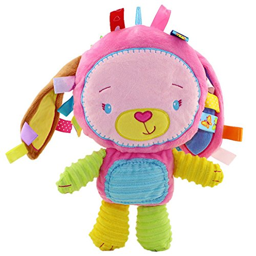 Happy Cherry Infant Toddler Bed Lathe Hanging Rattles Toy