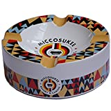 Miccosukee Cigar Ashtray - Big Seduction (10'' x 3 1/4'')