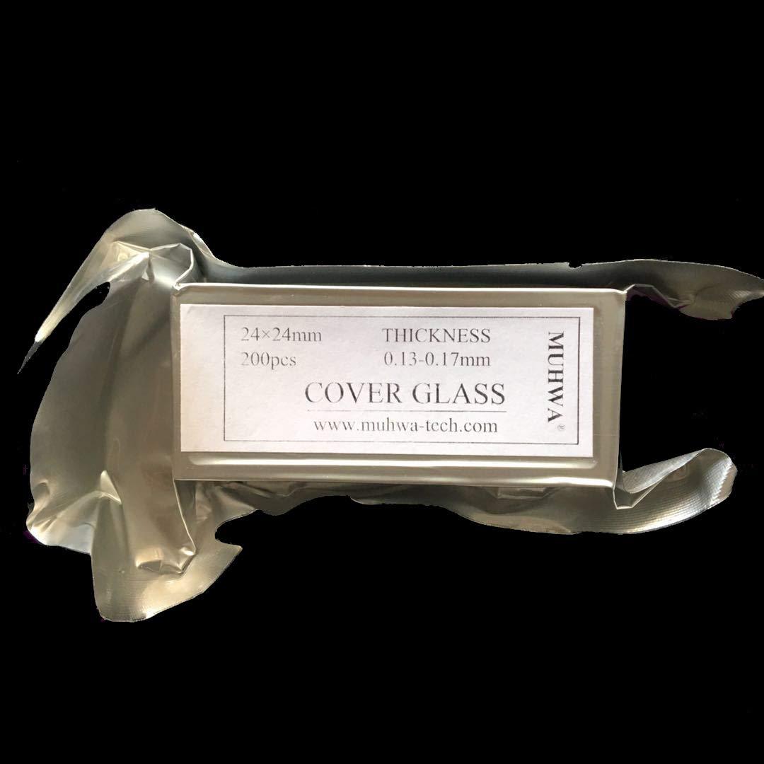 200 Fundas de cristal cuadradas de 22 mm//24 mm 200 unidades por caja 22mmx22mm