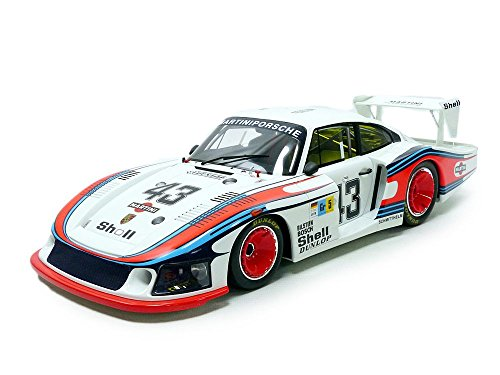 CMR - Model Car Porsche 935/78 Moby Dick Le Mans 1978 Scale 1/12 cmr12003, White/Blue/Red