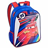 Lightning Mcqueen Francesco Bernouili Shu Todoroki - Cars Backpack