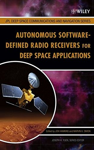Autonomous Software-Defined Radio Receivers for Deep Space Applications