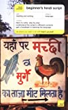 Teach Yourself Beginner's Hindi Script, Rupert Snell, 0071419845