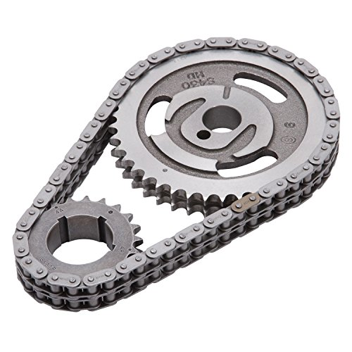 Edelbrock 7820 Performer-Link True Roller Timing Chain Set