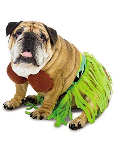 Rasta Imposta Hula Dog Costume, (Dog Hula Costume)