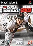 Major League Baseball 2K9 - PlayStation 2
