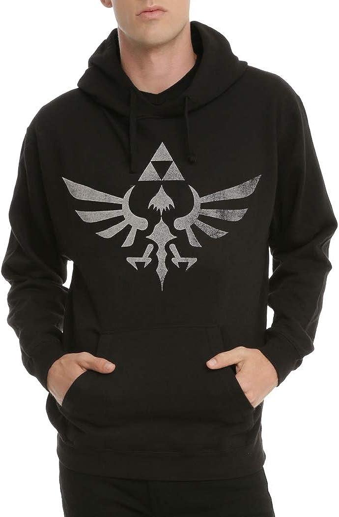 Animation Shops Legend von Zelda Triforce Symbol Hoodie