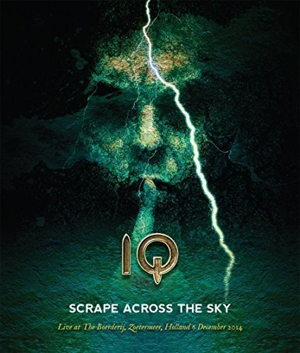 Blu-ray : IQ - Scrape Across The Sky (United Kingdom - Import)