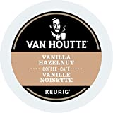Van Houtte Vanilla Hazelnut K-Cup Pod, Light Roast, 30 Count