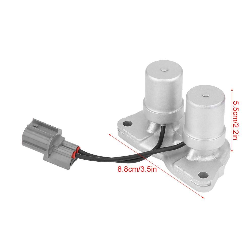 KIMISS Transmission Lock-up Solenoid 28300-PX4-003 for Honda Accord Prelude Odyssey Isuzu Oasis
