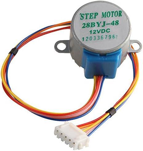 12Vdc 918 Adafruit Industries Stepper Motor 48 Step