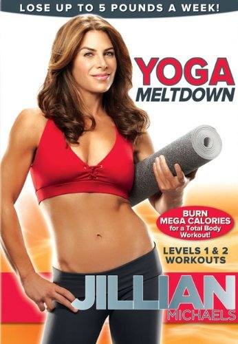 Jillian Michaels: Yoga Meltdown [DVD] (Sports & Fitness Dvds & Videos)