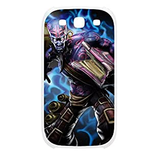Ryze-005 League of Legends LoL case cover HTC One M8 Plastic White
