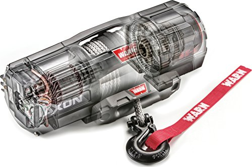 WARN 101145 AXON 45 Powersports Winch With Steel Rope by WARN (Image #2)