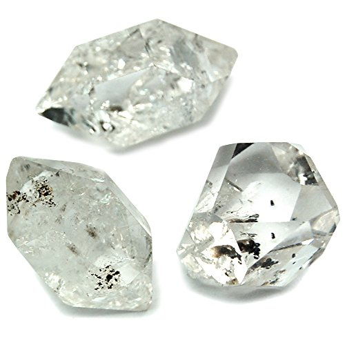 "Herkimer Diamonds Extra (New York) - XL (1""-1-1/4"") - 1pc."