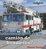 Que Hay Dentro De Un Camion De Bomberos?/What's Inside a Fire Truck? (Bookworms) (Spanish Edition)