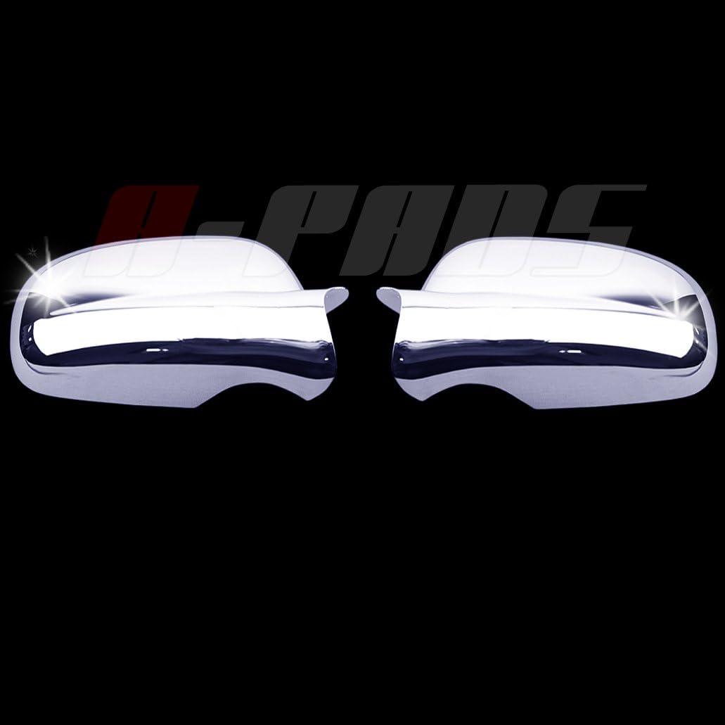 For 2004 2005 2006 2007 Chevrolet Malibu Chrome Mirror Cover