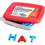 Educational Insights AlphaMagnets- Color-Coded Uppercase (Set of 42)