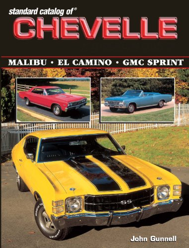Chevelle Collectibles (Standard Catalog of Chevelle 1964-1987)