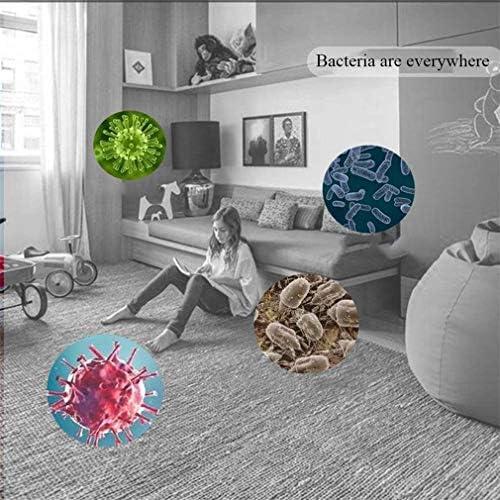 LMDH El ozono desinfección UV de la lámpara/lámpara portátil Mobile Germicidial/desinfectante Ligero purificador/Aire for/Hogar/Escuela de Coches/Hotel/área de la Mascota
