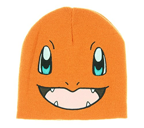 Knit Radar - bioWorld Pokémon Charmander Knit Beanie Cap Hat