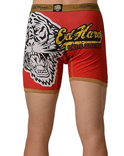 Ed Hardy Men's Cotton Premium Vintage prints Boxer Brief