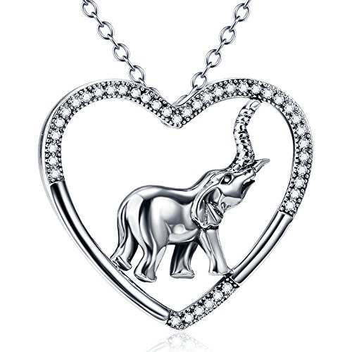 925-sterling-silver-good-luck-charm-cz-pendant-animal-necklace-rolo-chain-18