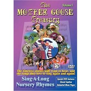Mother Goose Treasury – Vol. 1