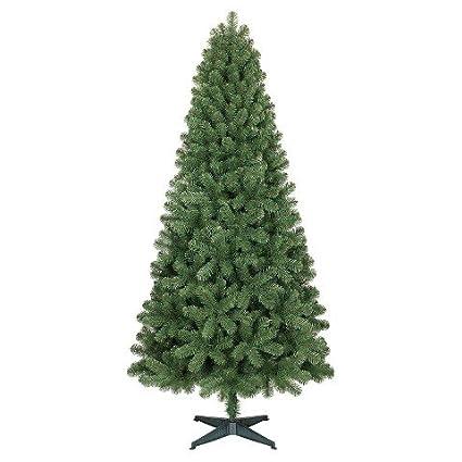 Amazon.com: 7 ft. Alberta Spruce Artificial Christmas Tree- Unlit ...