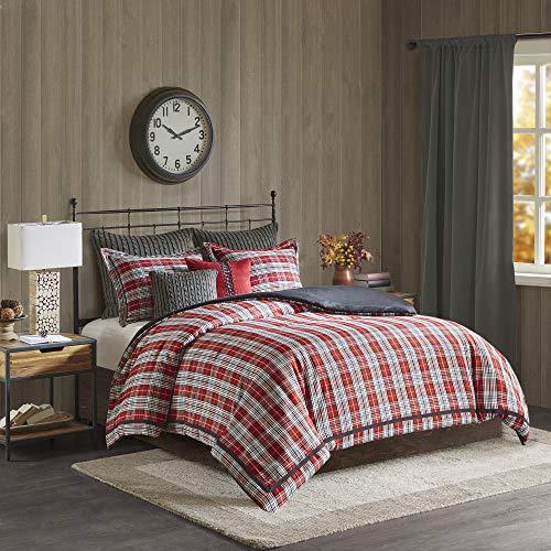 (Woolrich Williamsport Comforter Set, Queen, Multicolor)