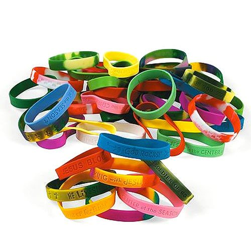Fun Express Religious Bracelet Assortment product image