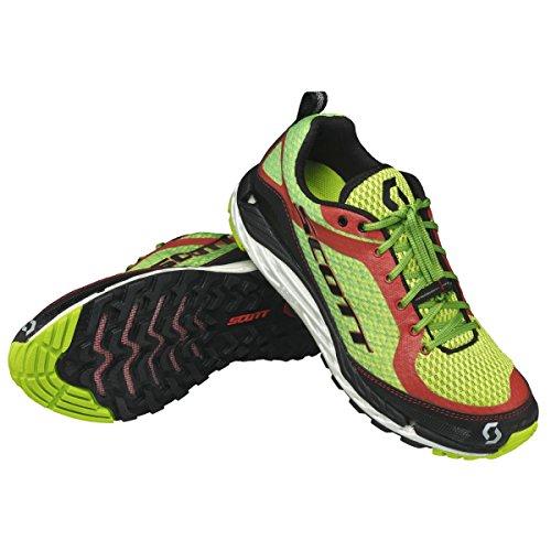 Scott T2 Kinabalu 2,0 Trail Løpesko Womens Grønn / Rød