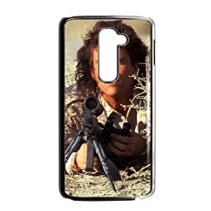 LG G2 Phone Cases Black Lethal Weapon DRY927393