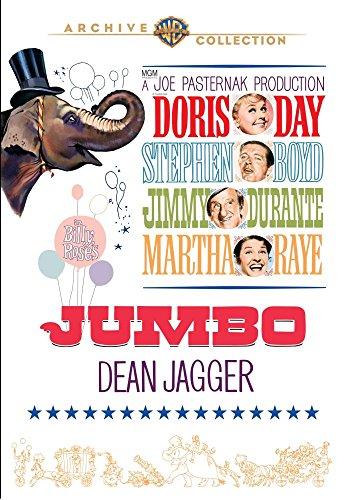 Billy Rose's Jumbo DVD-R -