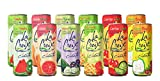 La Croix Sparkling Water - Curate - All Flavor Variety Pack, 6 Flavors (Sampler), 12 Oz Slim Cans, Flavored Seltzer Water Beverage Naturally Essenced | Pack of 12