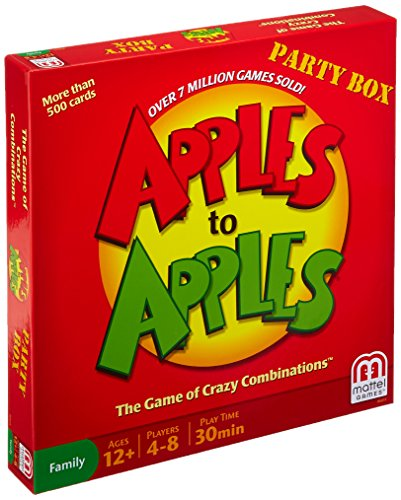 apples to apples party box - 9