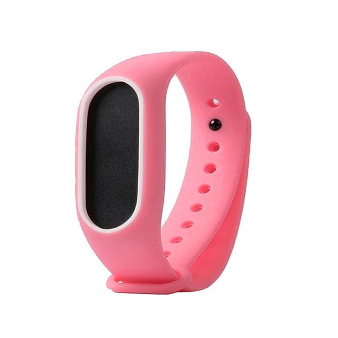 Beladla Relojes para Hombre Y Mujer Deportivos Correa Reloj Inteligente Correa Banda Band Pulsera Strap De Recambio: Amazon.es: Ropa y accesorios