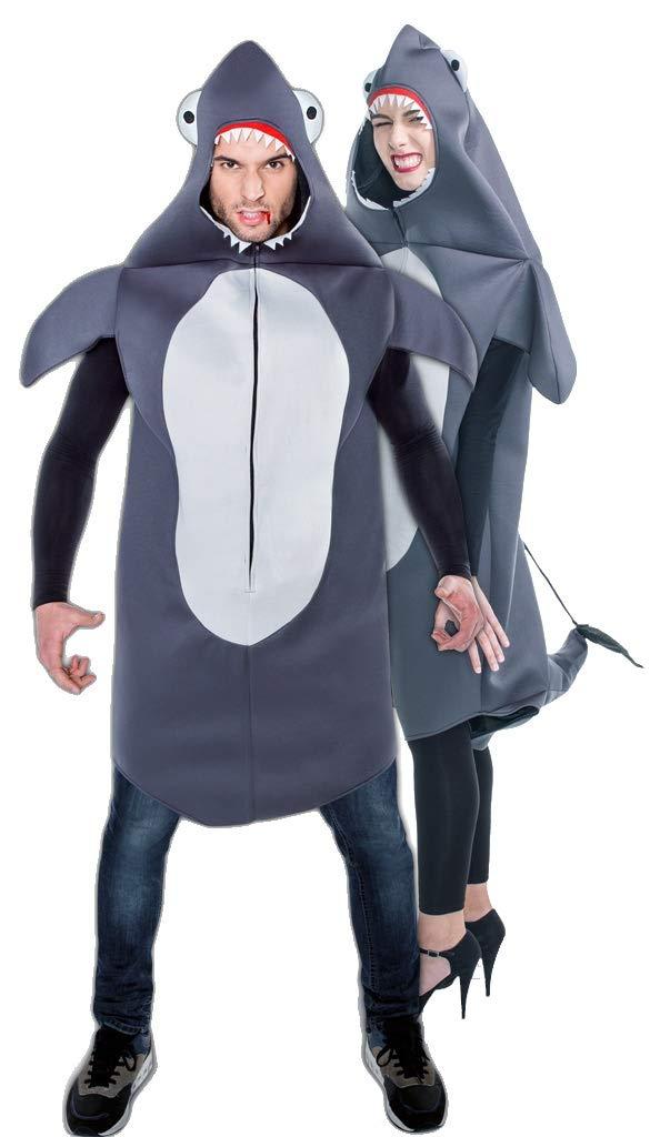 Yuppiyei Disfraz Tiburon: Amazon.es: Juguetes y juegos