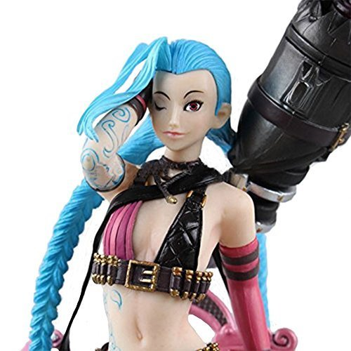 Amazing-Toys-store-LOL-Jinx-10-PVC-Figure-with-Box-High-quality-toy-1pcs
