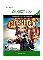 BioShock Infinite - Xbox 360 [Digital Code]