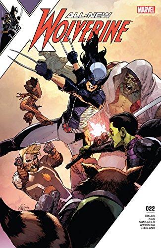 Marvel Comics Wolverine Issues - 6