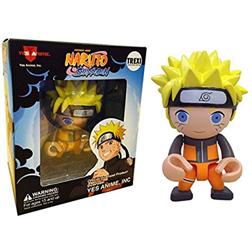 Naruto Naruto Anime Trexi Figure NEW Toys Anime Collectibles Action Figures ,#G14E6GE4R-GE 4-TEW6W253234