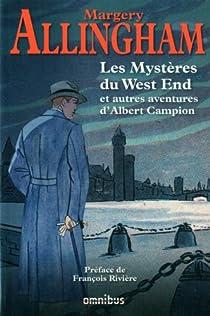 Les Mystères du West End par Allingham