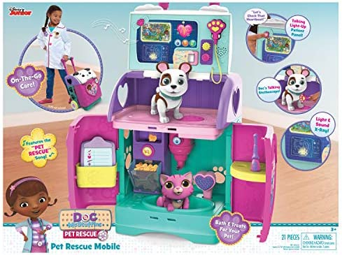 Doc McStuffins 92446 Nursery Multicolor product image
