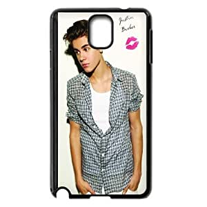 James-Bagg Phone case Singer Justin Bieber Protective Case For Samsung Galaxy NOTE4 Case Cover Style-19