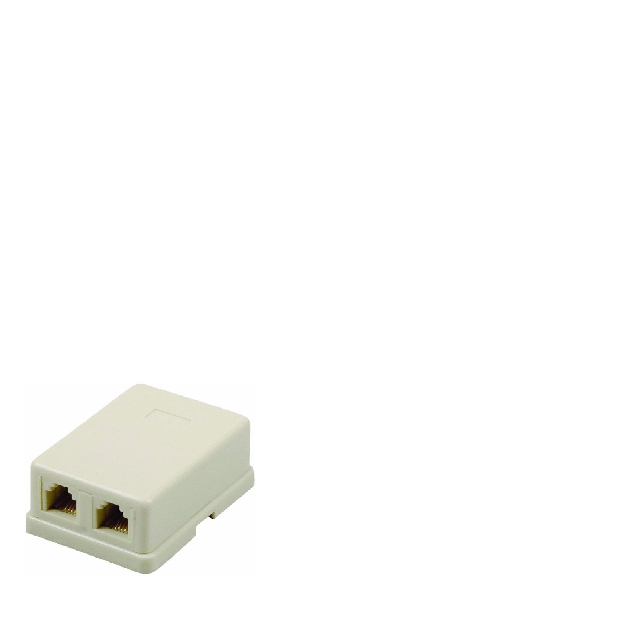 Tgom Phone dual Surface Mount Jack