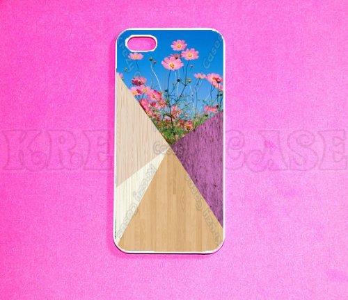 Krezy Case iPhone 6 case, iPhone 6 Case, Cherry blossom on wood print iPhone 6 Cover, iPhone 6 Cases, iPhone 6...