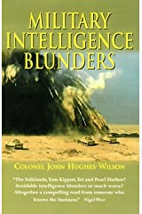 Military Intelligence Blunders Paperback