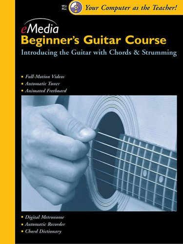 Beginner's Guitar Course, Vol. 1: Introducing the Guitar with Chords and Strumming